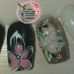 Образцы дизайна ногтей